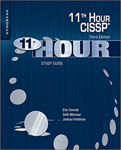 Eleventh_Hour_CISSP_Third_Edition_Study_Guide